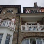 Ravalement de façade à Dinard